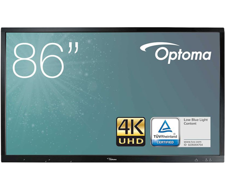 Monitor interaktywny Optoma 86""